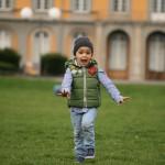 Herbst-Portraitfotografie am Bonner Hofgarten