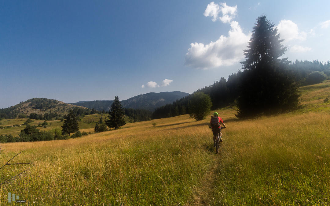 Mountainbiking in Bulgarien